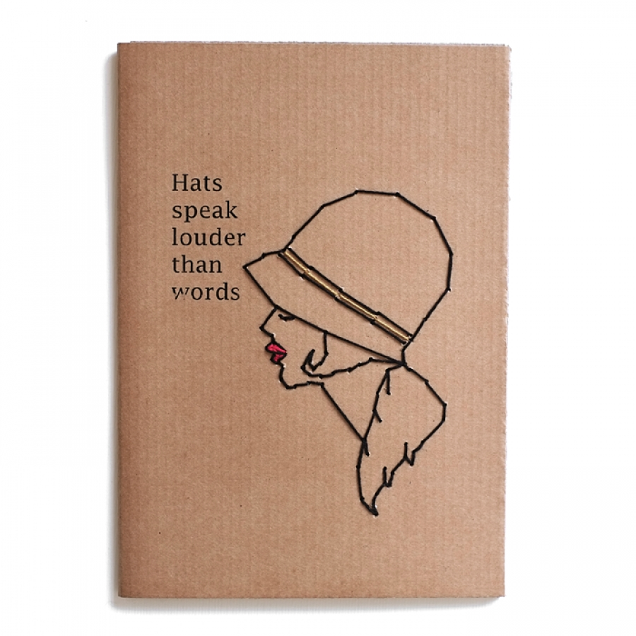 Rétro | Hats speak louder than words