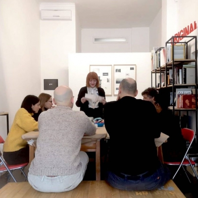 MAKING BOOKS II  - Creare libri con pieghe e cordonature